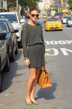 Olivia Palermo wearing Wunderkind Cat's Eye Sunglasses and Hermes Birkin Bag in Tan. Estilo Olivia Palermo, Diane Von Furstenberg, Casual Chic, Spring Summer Fashion, Autumn Fashion, Love Her Style, Facon, Look Chic, Mode Inspiration