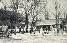 1900. Máriaremete, a templom melletti vendéglő Old Pictures, Old Photos, Budapest Hungary, Historical Photos, History, Outdoor, Beautiful, Historical Pictures, Outdoors