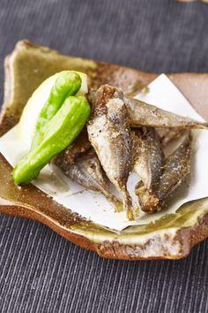 豆鯵の唐揚げ by 高橋善郎   レシピサイト「Nadia   ナディア」プロの料理を無料で検索