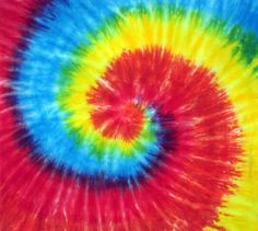 Cotton is an excellent choice, making tie dyed T-shirts a favorite. http://www.wisegeek.org