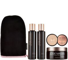 Whats Inside Your Beauty Bag?: Josie Maran Tanning Oil & Illuminizing Body Butter...