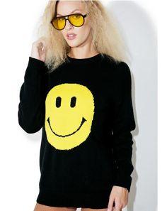 Oh So Happy Sweater