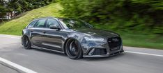 "Pampersbomber from Hell: ""Gepfefferter"" Voll-Carbon Audi RS6 als flotte…"