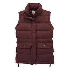 C.C FILSON Duck FEATHER Down VEST Jacket DRAWCORD Hem QUILT Multi POCKET M $300 #CCFilson #Vest