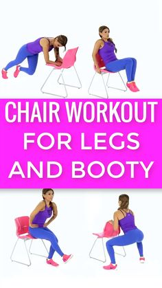 Chair Workout For Legs And Booty Chair Workout For Legs And Booty petra Fitness Gymshark Gym Fitness Exercise Fitness Exercises Tryathome athomeworkout Sweat Cardio AbExercises nbsp hellip Fitness Workouts, Sport Fitness, Yoga Fitness, At Home Workouts, Health Fitness, Squats Fitness, Health Diet, Workout Exercises At Home, Physical Fitness