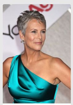Jamie Lee Curtis ---every bit as lovely as her mother