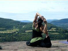 Yoga retreats near new york