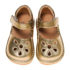 Pre Order Gold Petal Patent Style Squeaky Shoes (June) – Southern Tots Squeaky Shoes, Crocs, Infant, Southern, June, Sandals, Gold, Kids, Clothes