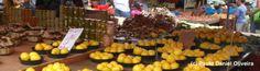 Market in Saint-Paul Reunion Island (FR), Indian Ocean