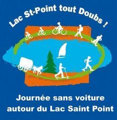 Journée sans voiture au tour du Lac St-Point le dimanche 12 juin 2016 Point, Nordic Skiing, Sunday, Car, Biathlon
