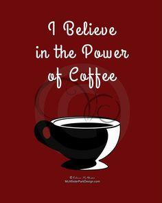 Jeff's Coffee Stuff McAlisterParkDesign.com