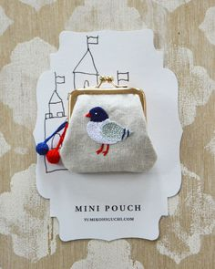 MINI POUCH | HANDMADE WORKS