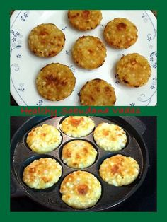 Healthy Sabudana Wade in Appe Pan
