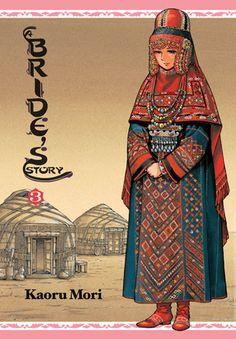 A Bride's Story 03 (乙嫁語り / Otoyomegatari / A Bride's Story by Kaoru Mori, 森 薫 The Englishman, Manga Collection, Manga Books, S Stories, Old Boys, Good Books, Amazing Books, Free Books, Warriors