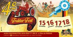 15 al 18 Septiembre Spatzenkutter - Traktor Fest 2016 | Region Litoral