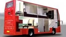 converted double decker buses - Google Search