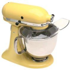 Yellow cake mixer