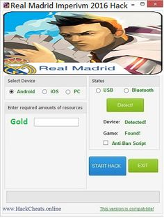 Real Madrid Imperivm 2016 Hack