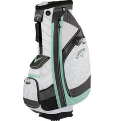 Callaway Womens Solaire Cart Bag at Golf Galaxy NEED IT<3