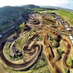 Thunder Valley Motocross Park, little different now Dirt Bike Track, Motorcycle Dirt Bike, Dirt Bike Girl, Dirt Biking, Motorcycle Touring, Motorcycle Quotes, Bmx, Enduro Motocross, Motocross Tracks