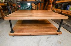 Coffee Table made from salvaged barn boards Barn Boards, Wood Creations, Reclaimed Barn Wood, Modern Furniture, Cool Designs, Traditional, Coffee, Table, Home Decor
