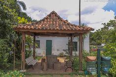 Garden plants and rustic home,Ibirapurera park,Sao Paulo,Brazil by luiz  coelho on 500px
