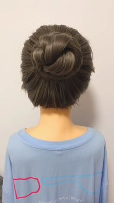 Get inspired with amazing bridal hairstyle ideas for your wedding day wedding weddinghairstyles weddinghair bridalhair hairstyles hair bridalbeauty hairstyleideas braidedhairstyle braids braidedhair halfuphalfdownhair Bun Hairstyles For Long Hair, Everyday Hairstyles, Pretty Hairstyles, Braided Hairstyles, Wedding Hairstyles, Hairstyles Videos, Step Hairstyle, Formal Hairstyles, Bob Hair Updo