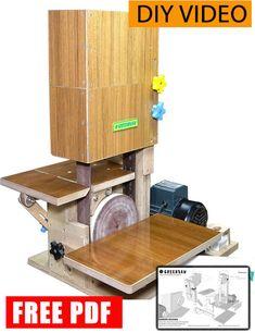 Sliding Angle Grinder Stand - PDF Angle Grinder Stand, Bench Grinder, Table Saw Crosscut Sled, Wood Vise, Taper Jig, Chisel Sharpening, Pocket Hole Jig, Plastic Buckets