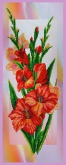 Gladiolus - Painting Beads