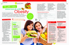 Health Advice Health risks associated with Obesity