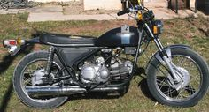 1973 VINTAGE HARLEY-DAVIDSON 350 SPRINT