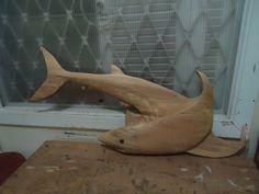 A construção - Tubarão Branco