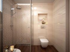 Súvisiaci obrázok Small Bathroom, Bathrooms, Bathroom Ideas, Building A House, Toilet, Bathtub, Luxury, Inspiration, Home Decor