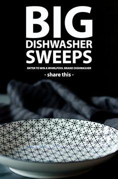 BIG DISHWASHER SWEEPS