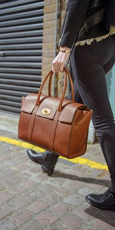 a2531ba2ea Shop the New Bayswater in Oak Natural Grain Leather