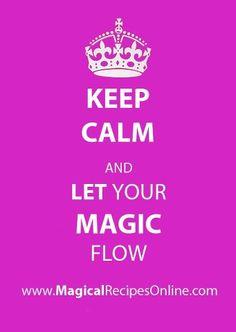 Fire makes the magic grow!