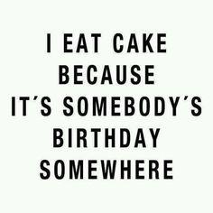 cake | #wordstoliveb