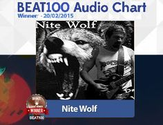Press Release: BEAT100 Audio Chart Winner 2/20/14 Danny Vash & Nite Wolf 'Let it Rain' Enitre Press Release: http://www.beat100.com/news/congratulations-to-this-weeks-beat100-music-audio-chart-number-one-pop-this-jam-hip-hop-version-by-ian-guerin-followed-by-mccall-and-nite-wolf_660/#.VOoo-fnF9Cg