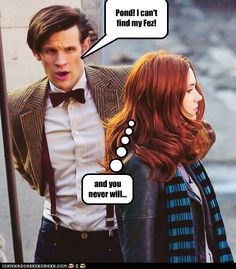 Wear a bowtie look cool wear a Fez look witty cool and a little mad.. no wonder the Doctor is attracted to it