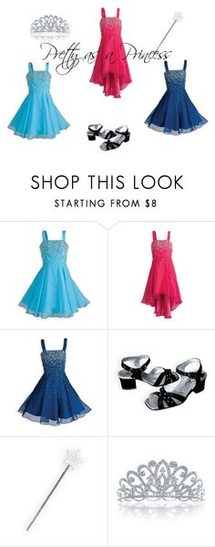 """""""Pretty as a Princess"""" by woodensoldier on Polyvore featuring Bling Jewelry"""
