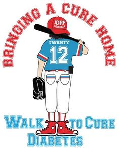 Join us for the 2012 Walk to Cure Diabetes! October 20th and 21st. www.jdrfgeorgia.org