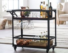 10 Things Every Whisky Enthusiast Needs to Own - Airows #barcartdecorating