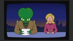 Morbo & Linda (Futurama)
