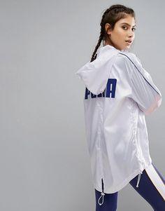 Puma chaqueta cortavientos