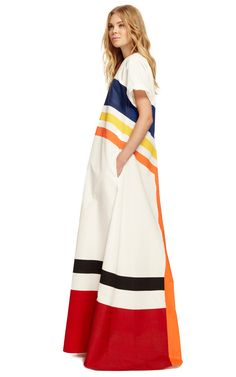 Movie Cars Dress by Rosie Assoulin for Moda Operandi - so outta my price point, but so my style! Look Fashion, Womens Fashion, Fashion Design, Spring Fashion, High Fashion, Mode Boho, Style Outfits, Mode Inspiration, Get Dressed