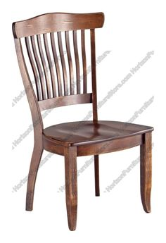 Canadel Champlain Dining Side Chair - CHA 1260