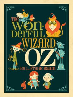 Wonderful Wizard of Oz by ~Montygog on deviantART