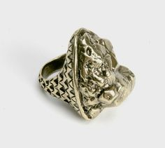 Dream Collective:  Pyrite Mountain Ring