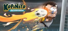 Kopanito soccer is on sale! Underrated arcade game that could use a lot more players!