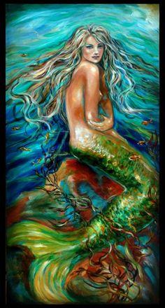 Glorious Depths, by Linda Olsen